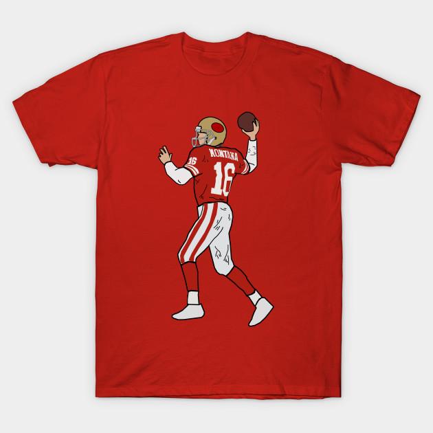 huge selection of ce923 6efd9 Joe Montana - San Francisco 49ers