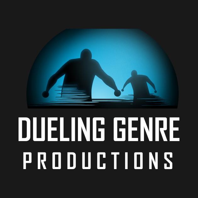 Dueling Genre Color Logo
