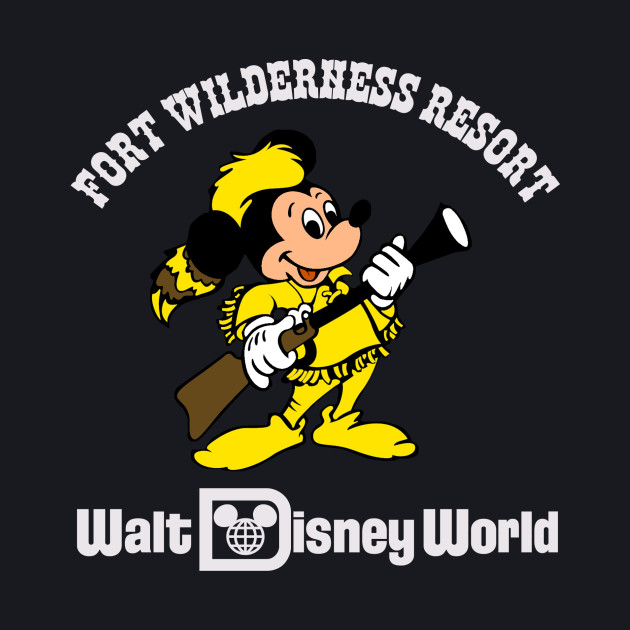 Fort Wilderness Throwback - Variant
