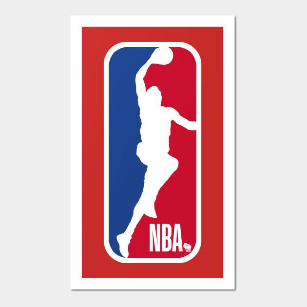 Giannis Nba Logo Milwaukee Bucks Posters And Art Prints