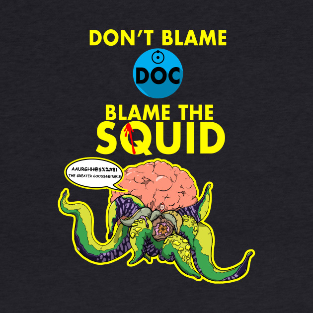 Blame the squid.