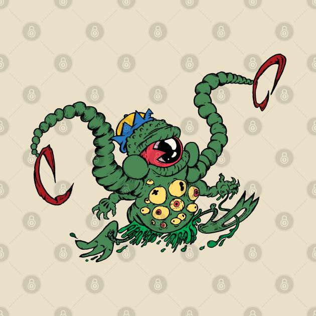 Cute Slime Guy