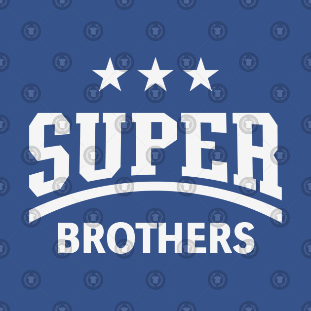 Super Brothers (White)