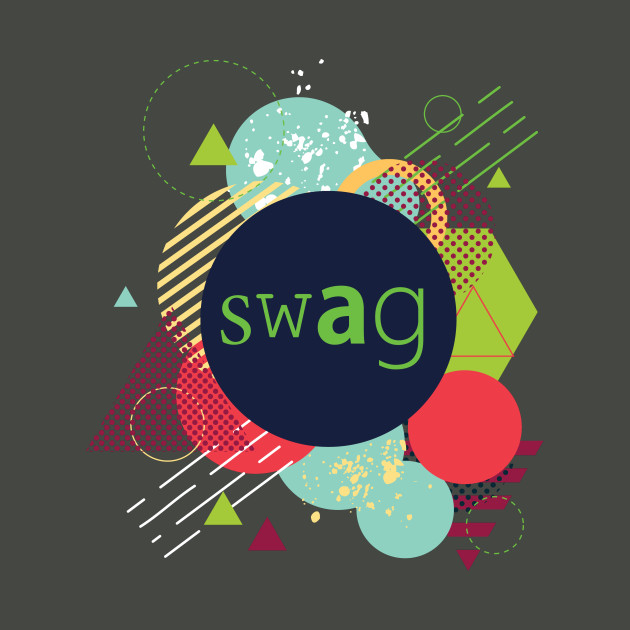 latest 2016 SWAG design abstract