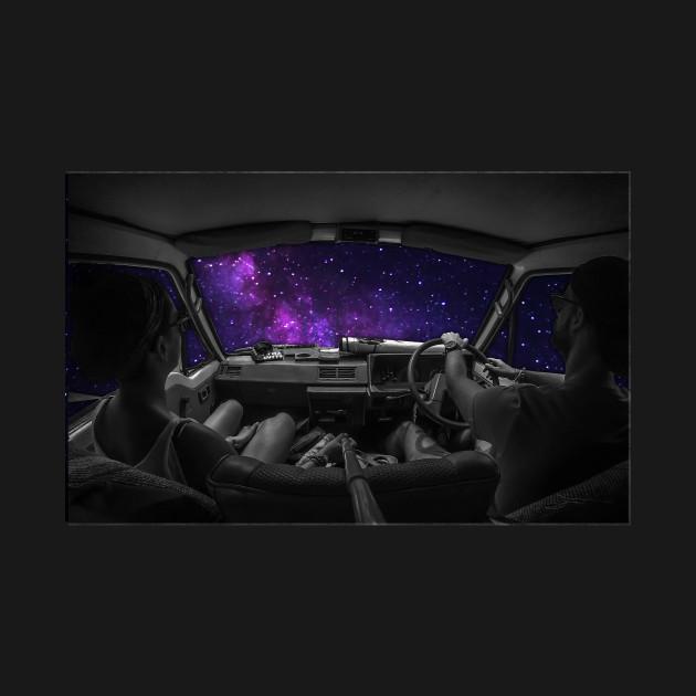 Travel to Galaxy