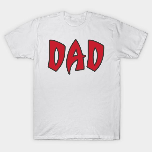 tampa dad tampa bay buccaneers camiseta teepublic mx teepublic