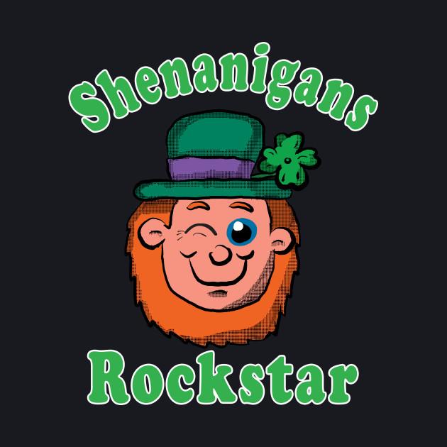 Shenanigans Rockstar