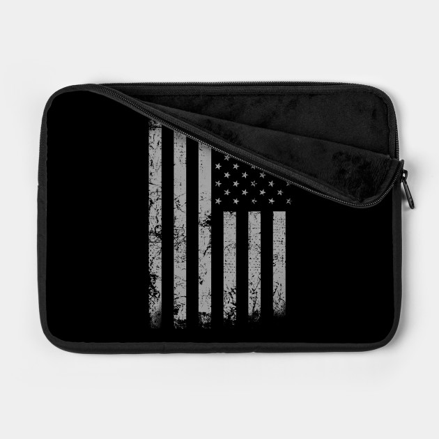 Used Look Grunge United States USA Flag Design