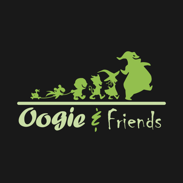 Oogie and Friends