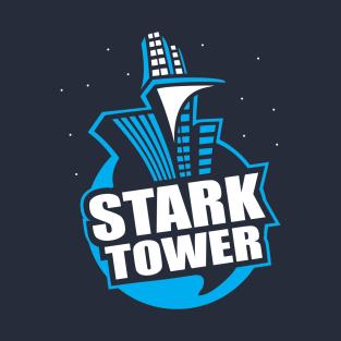 Stark Tower t-shirts