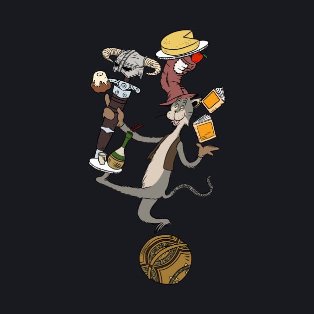 The Khajiit In The Hat