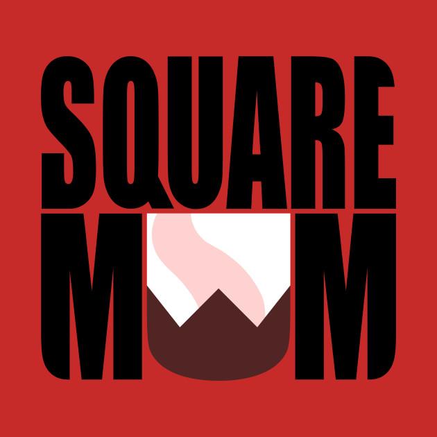 Square Mom (Garnet)