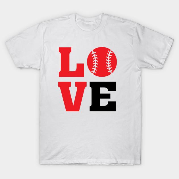 Baseball Love Sticker Funny Family Boy Girl Toddler Boyfriend Team Delectable Baseball Love Quotes