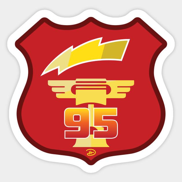 Team 95 Pit Crew Cars 3 Sticker Teepublic
