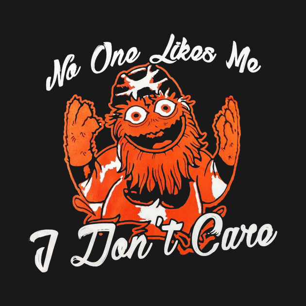 f50d00a80f8 No One likes Me. - Gritty - T-Shirt
