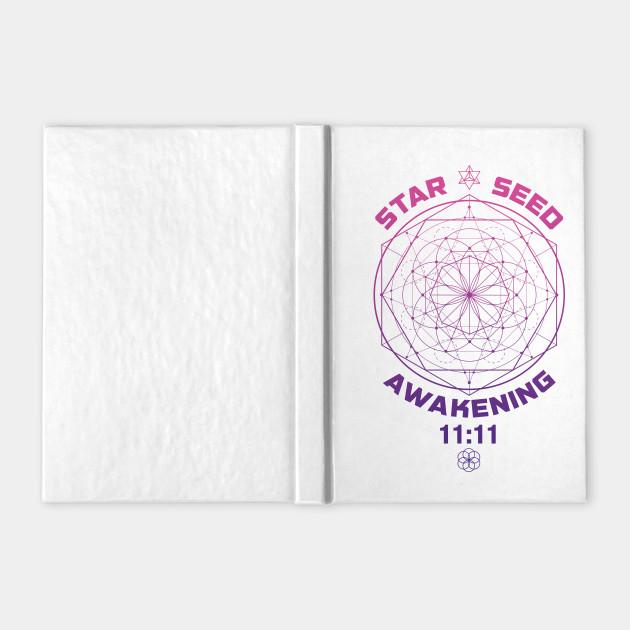 Starseed Awakening 11:11 Sacred Geometry