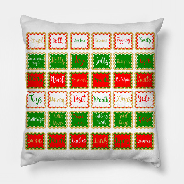 Christmas Words A Z.The Ultimate Christmas Design A Z Of Christmas Plus Bonus 12 Days Of Christmas