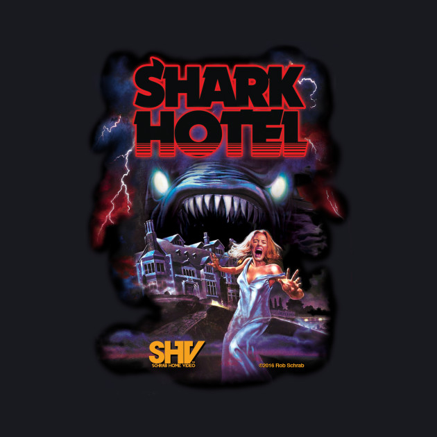SHARK HOTEL design 2
