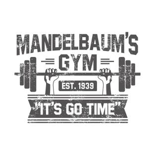 Mandelbaums Gym t shirt t-shirts