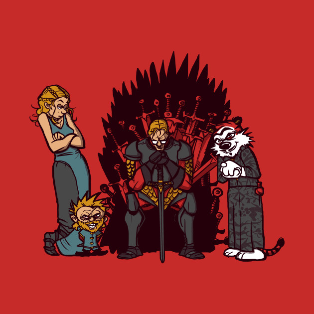 Game Of Conspiracy T-Shirt