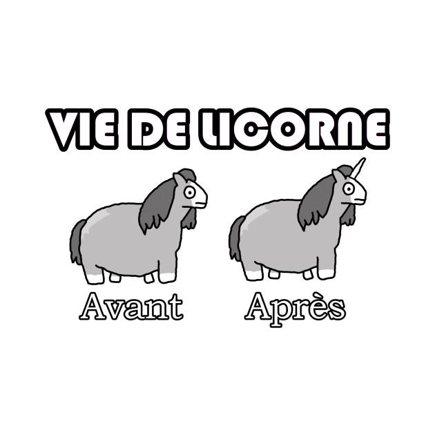 Vie de licorne - Modérez votre enthousiasme