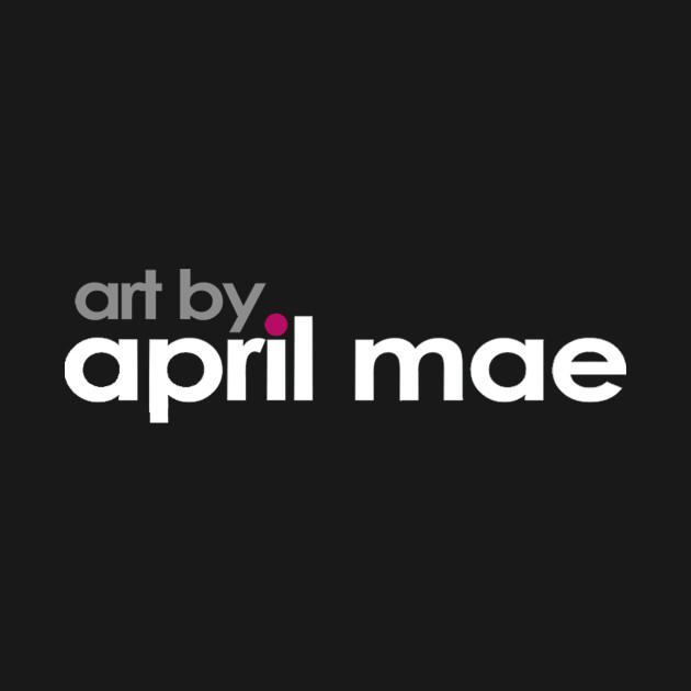 Art By April Mae Logo