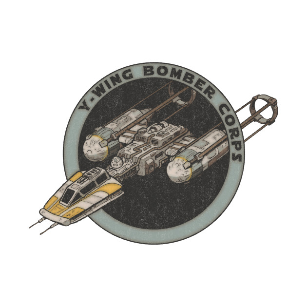 Y-Wing Bomber Corps