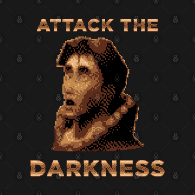 DND Attack the Darkness Face