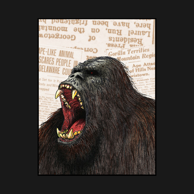 Howling Bigfoot