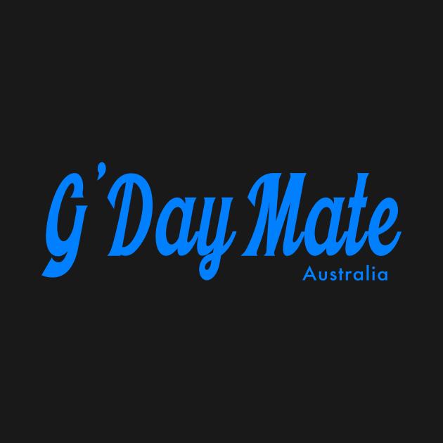 G'Day Mate Australia