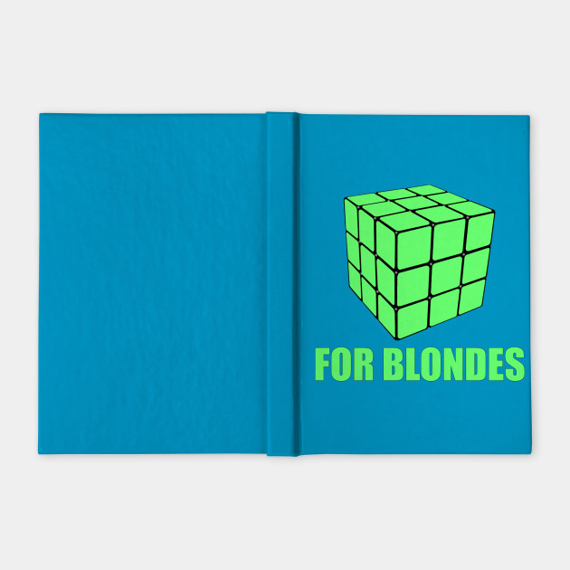 Rubik Cube for Blondes