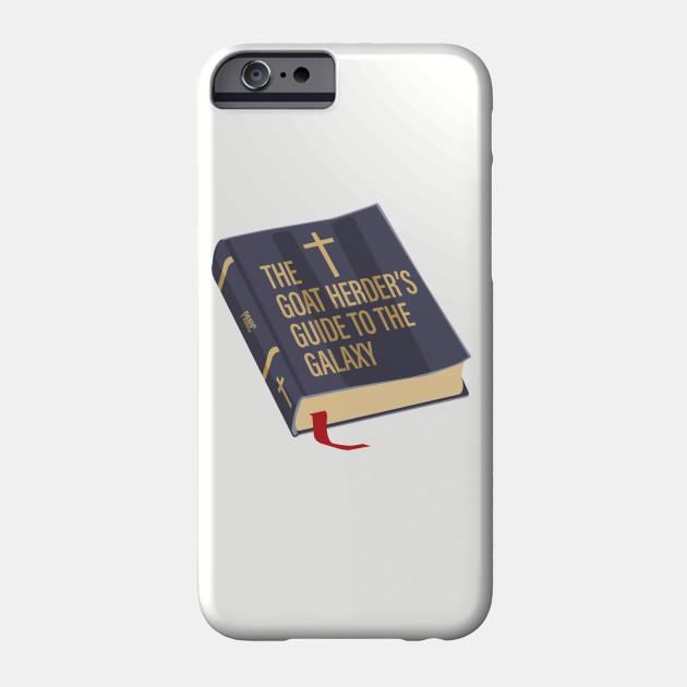 c20ea65e Atheist Gear - Bible Spoof - Atheist - Phone Case   TeePublic