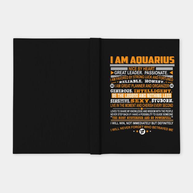 Best selling Aquarius Horoscope T-Shirt