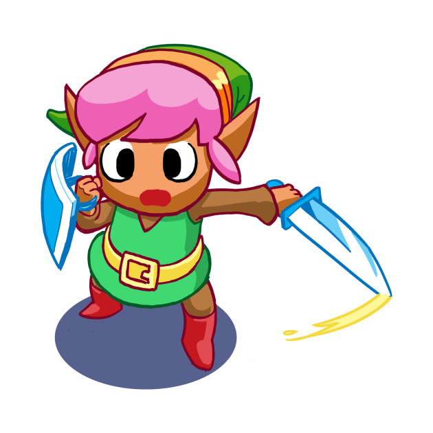 Link to the Past (SNES Sprite)