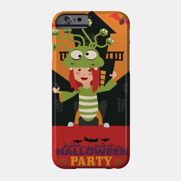 Halloween Party Phone Case