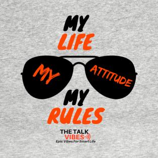Main Tag My Life T-Shirt 676173f1f