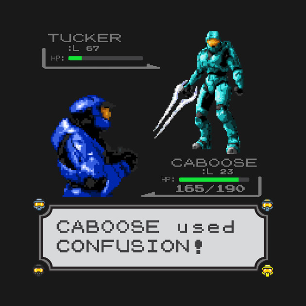 Caboose vs Tucker