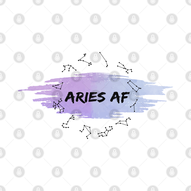 Aries Af : Spiritual Birth signs