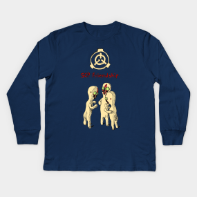 fc66bc883527 Scp Foundation Kids Long Sleeve T-Shirts | TeePublic
