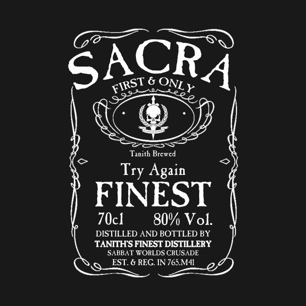 Try Again Finest Sacra