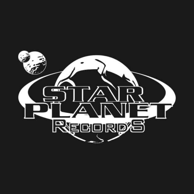Starplanet Records Logo