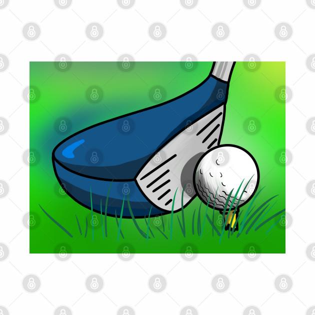 Just the Art - Golf