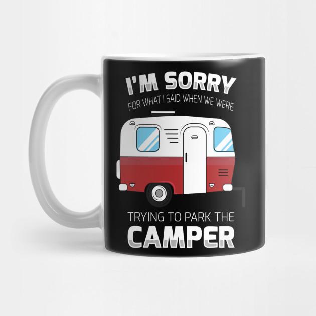 New My Caravan Mug Holiday Gift