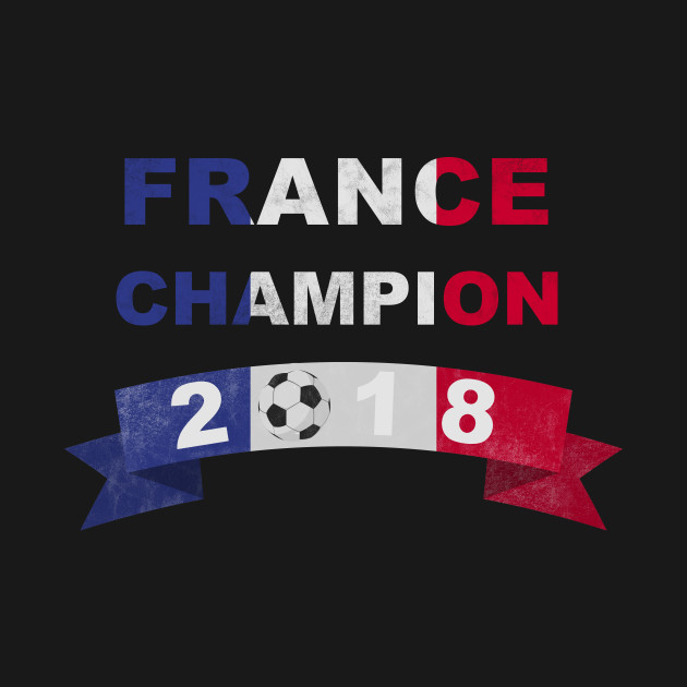 1ddc3b5dced France Soccer Team Football Cup 2018 T Shirt Fan Flag Tee - World ...