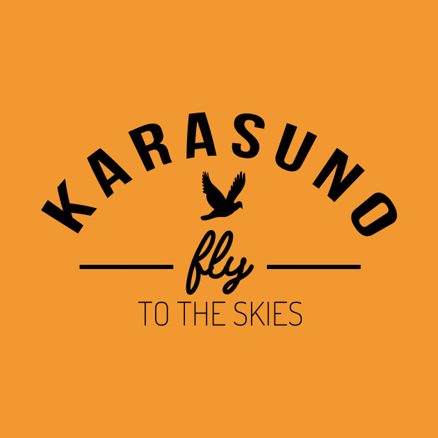 Haikyuu!! - Karasuno fly to the skies