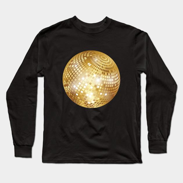 9e707a297 Disco Ball / Mirror Ball / Glitter Ball (Gold) - Saturday Night ...
