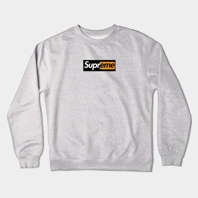 af031fc7916f Supreme x Pornhub custom collab - Supreme - Crewneck Sweatshirt ...