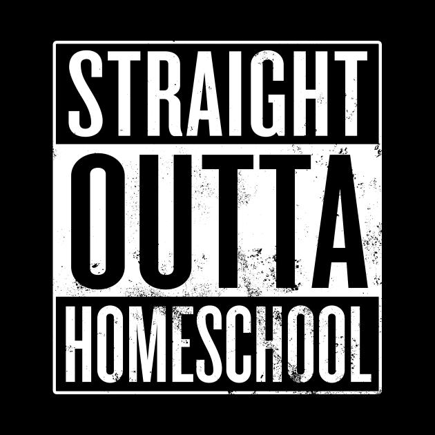 Straight Outta Homeschool