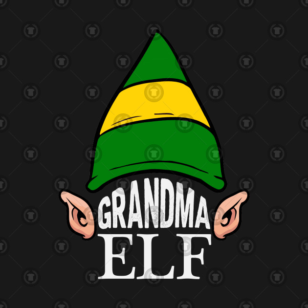 624740a4a7c Grandpa Elf T-Shirt Christmas - Family Christmas Gift Shirt ...