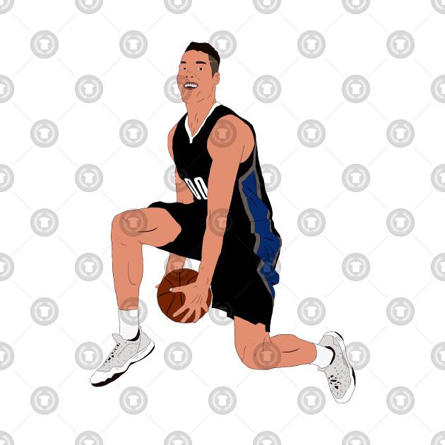Aaron Gordon Between The Legs
